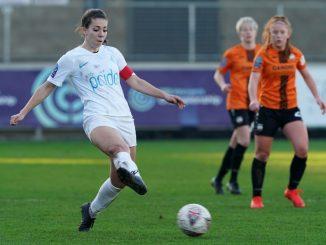 Lewes's new signing, Ellie Mason