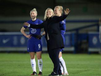 Chelsea head coach Emma Hayes