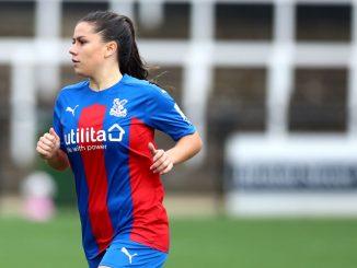Bristol City's new signing, Ffion Morgan