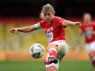 Reading's new signing, Gemma Evans