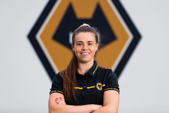 Wolves' new signing Beth Merrick