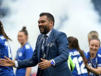 Leicester City Women's boss, Jonathan Morgan