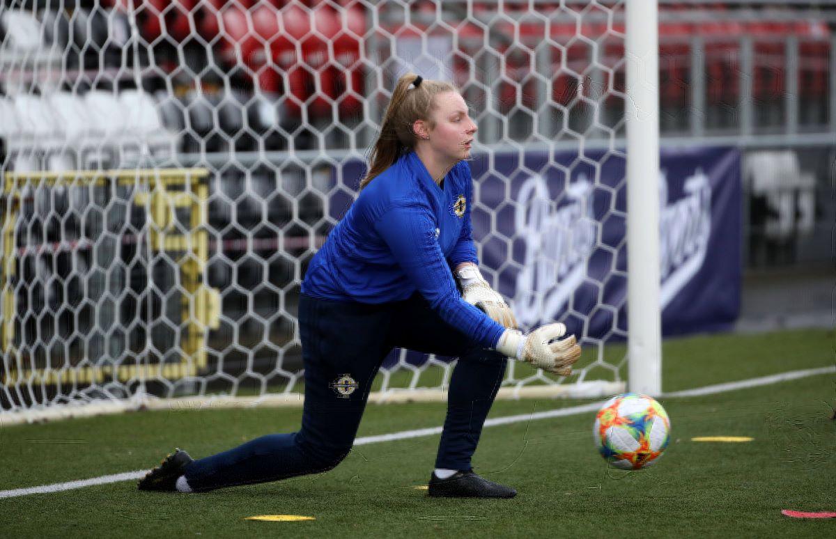 El nuevo fichaje del Dundee United, Lauren Perry
