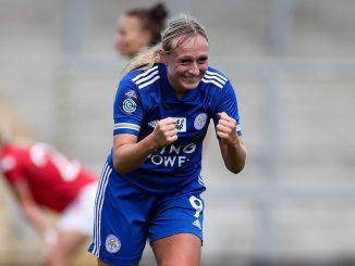 Birmingham City's new signing, Libby Smith