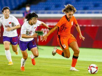 Netherlands thrashed China