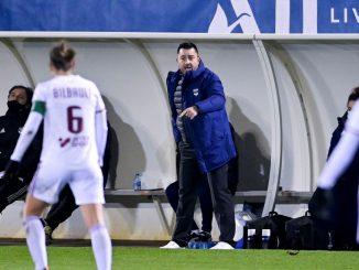 Scotland's new head coach, Pedro Martinez Losa