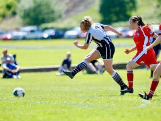 Women's friendly fixtures action