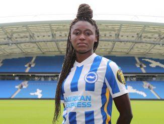 Brighton's loan signing, Rinsola Babajide