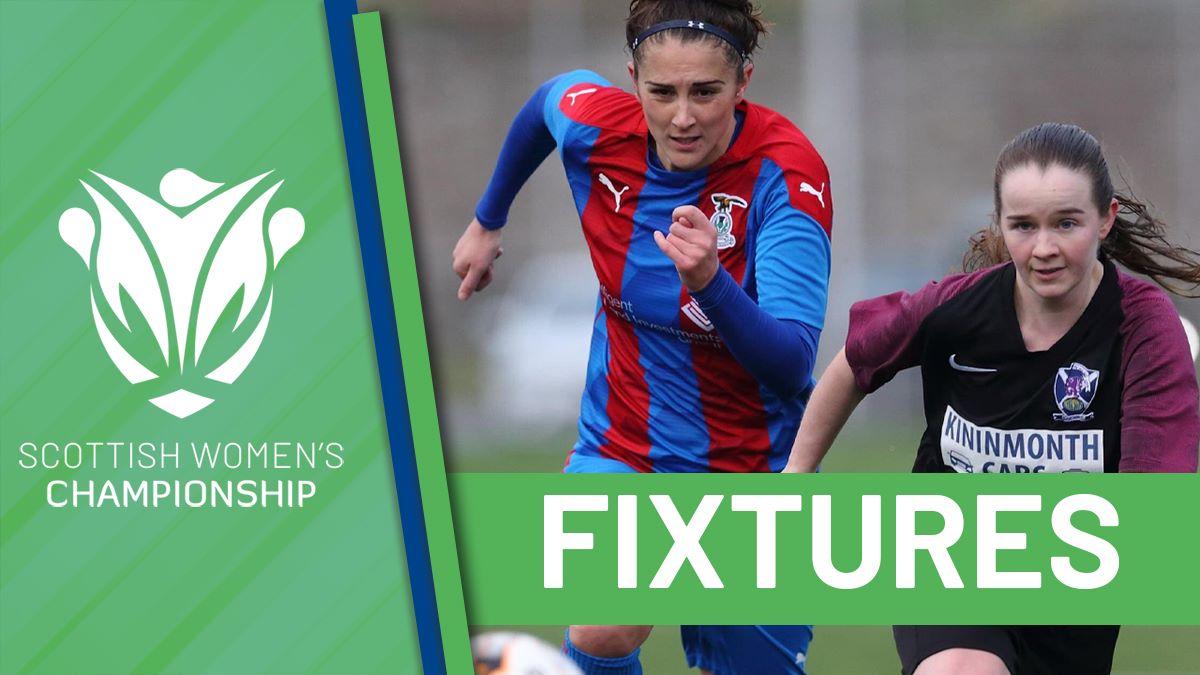 SWF Championship fixtures