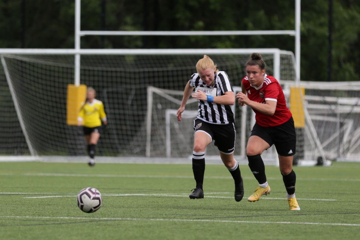Sheffield FC venció 2-1 a Chorley