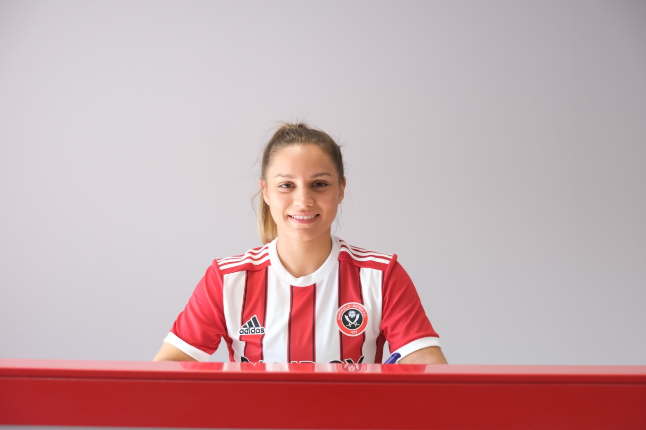 Alethea Paul de Sheffield United