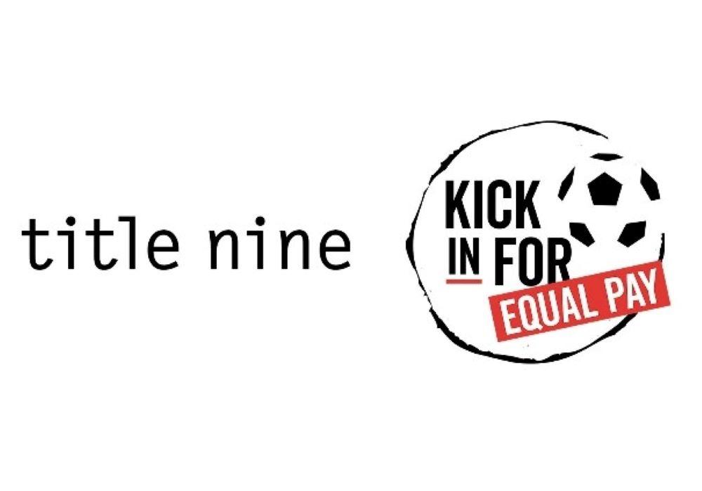 Logotipo del Título Nueve de Igualdad Salarial