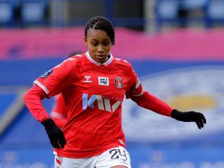 Charlton's new signing, Elisha Sulola