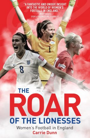 The roar of The Lionesses
