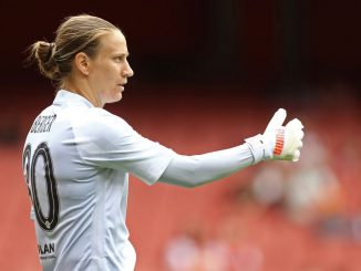 Chelsea's Ann-Katrin Berger one of the Blues up for UWCL awards
