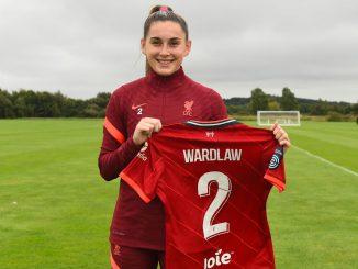 Liverpool's loan signing, Charlotte Wardlaw