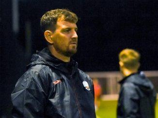 Swansea City's new head coach, Chris Llewellyn