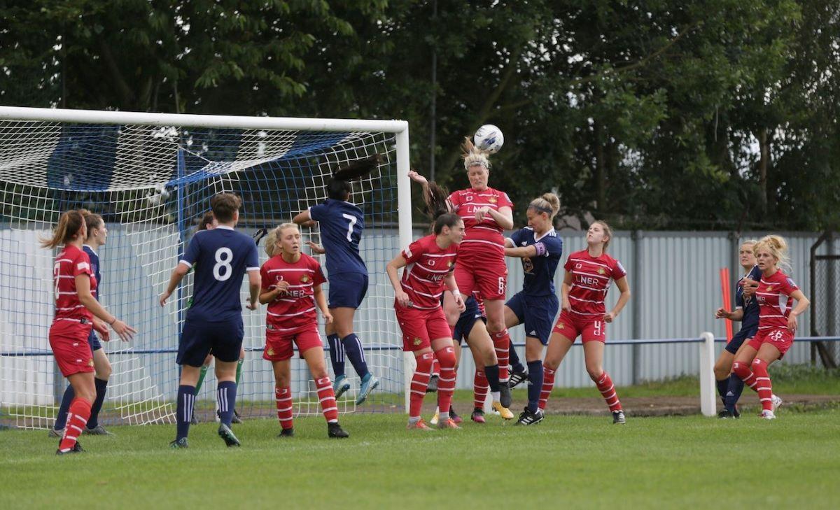 Doncaster Rovers Belles venció al Sporting Khalsa