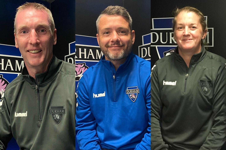 new Durham coaches