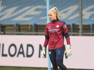 Man City's Ellie Roebuck to miss Madrid trip