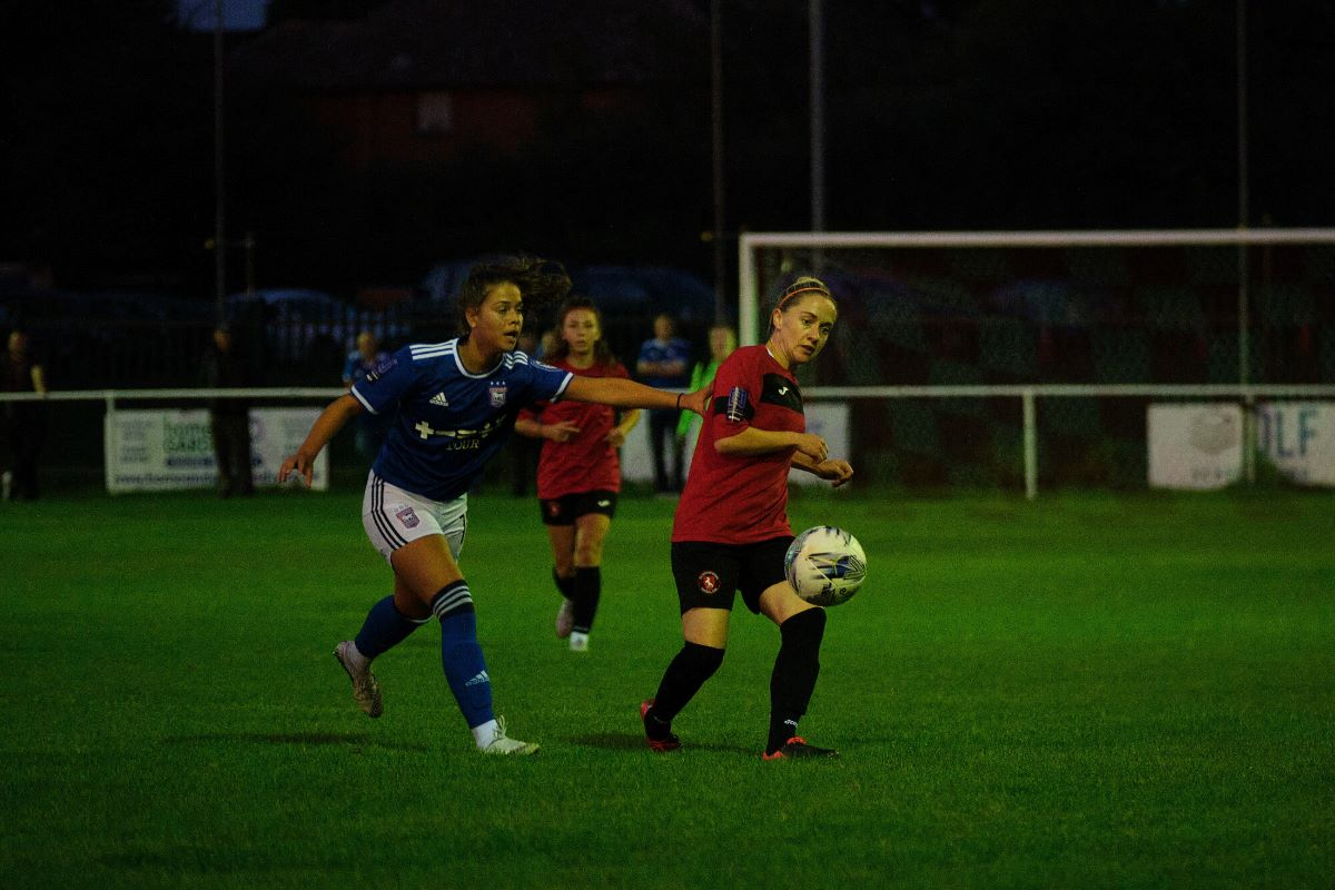Ipswich Town won 3-0 at Gillingham