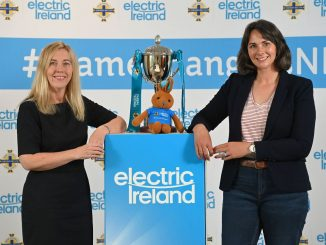 Electric ireland Girls' Challenge Cup Launch
