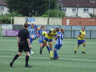 Wroxham won 3-2 at Haringey Borough.