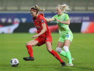 v.liReading;s new signing, Justine Vanhaevermaet