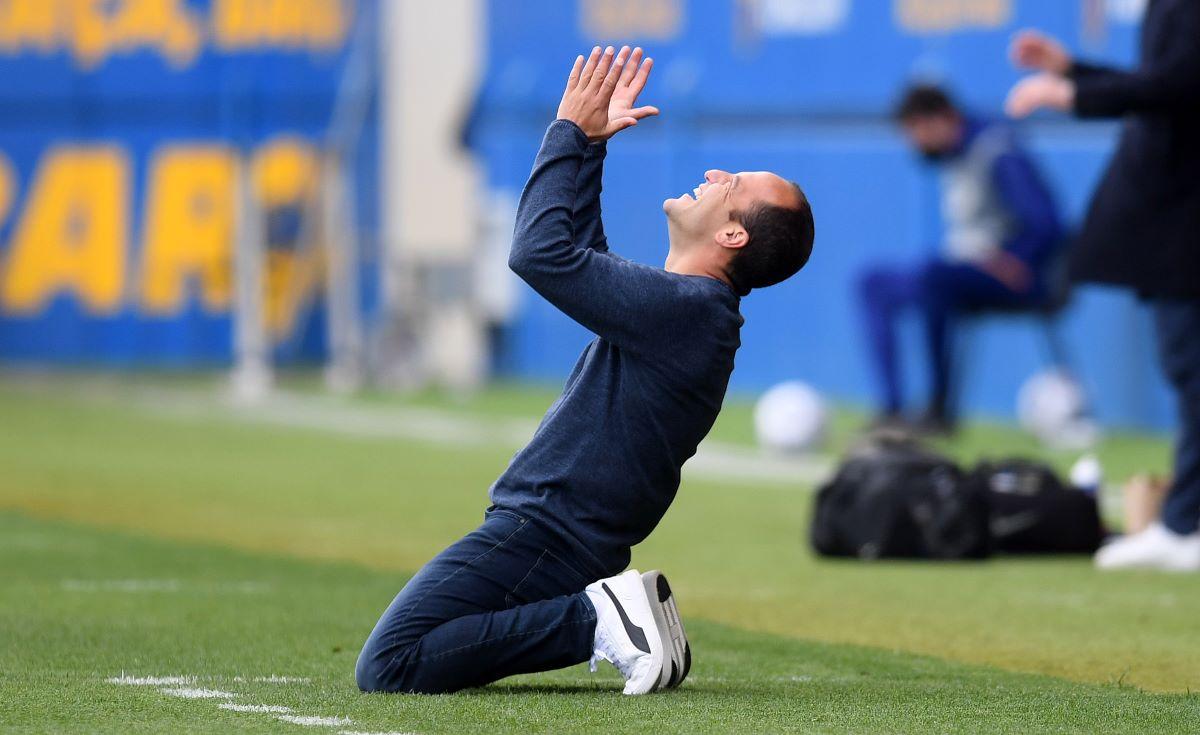 UEFA Women's Coach of the year, Lluis Cortes