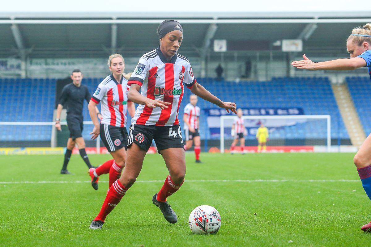 El nuevo fichaje del Bristol City, Melissa Jonson