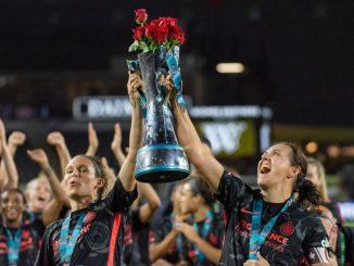 Portland Thorns win IWCC