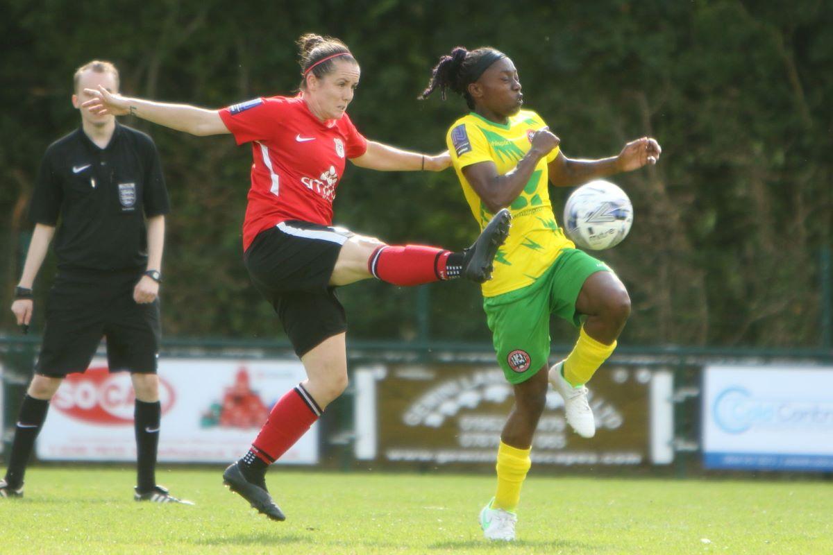 Las mujeres de Southampton se quedaron sin goles con Maidenhead