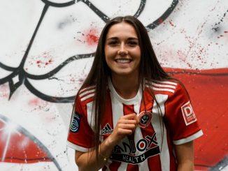 Sheffield United's new loan-signing, Tara Bourne