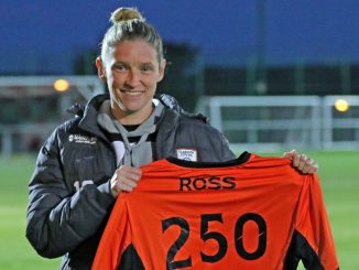 Glasgow City's Leanne Ross retires to become coach