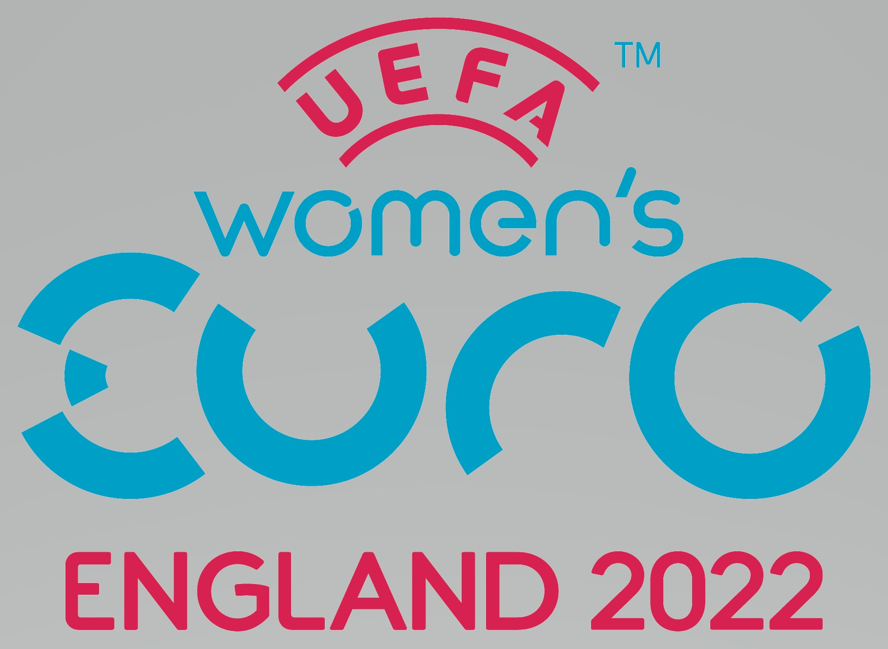 Logotipo de la Eurocopa Femenina de la UEFA 2022