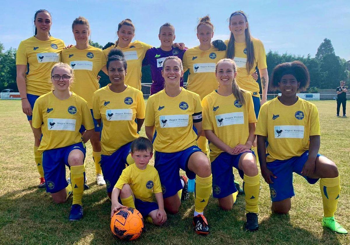Abingdon United won their local derby