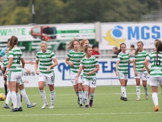 Celtic got top of SWPL 1