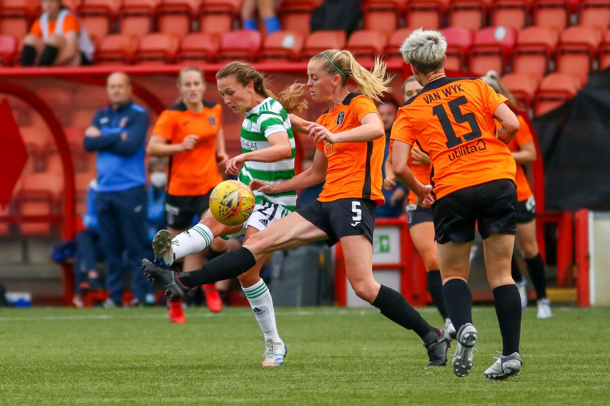 Celtic fightback to hold Glasgow City