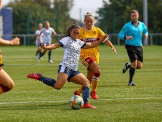 Glasgow City's Priscilla Chinchilla scored after 18 seconds