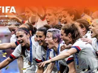 FIFA Women's Development Programme Coach Mentorshipprogramme for women