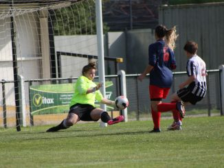 Anstey Nomads won 6-0 at Coalville Town