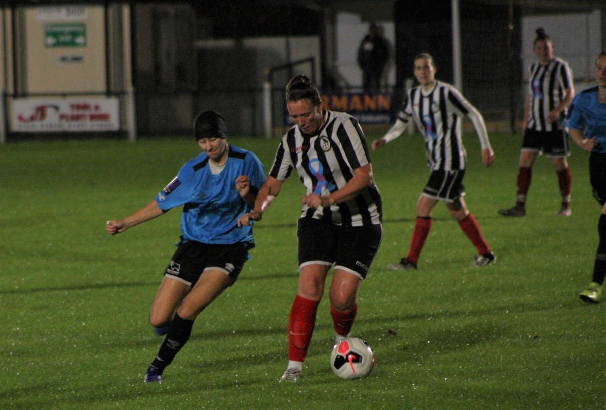 Derby County Academy hit Coalville Town for six.