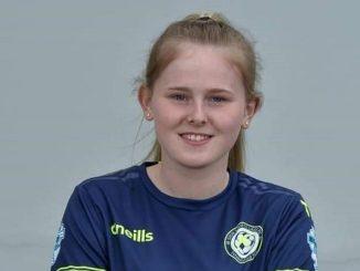 Northern Ireland U-19s's two-goal Cora Chambers