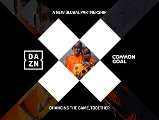 DAZN has entered a global, multi-year partnership with Common Goal,