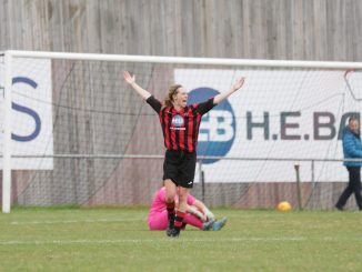 Annabel Davies got both for Dronfield