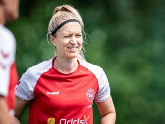 Denmark's Janni Arnth