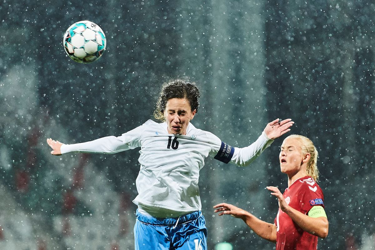 Israel captain Karin Sendel joins FIFPro board