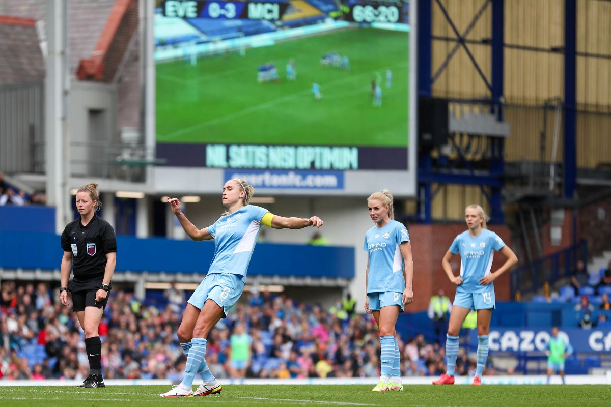 record tv viewing figures for WSL