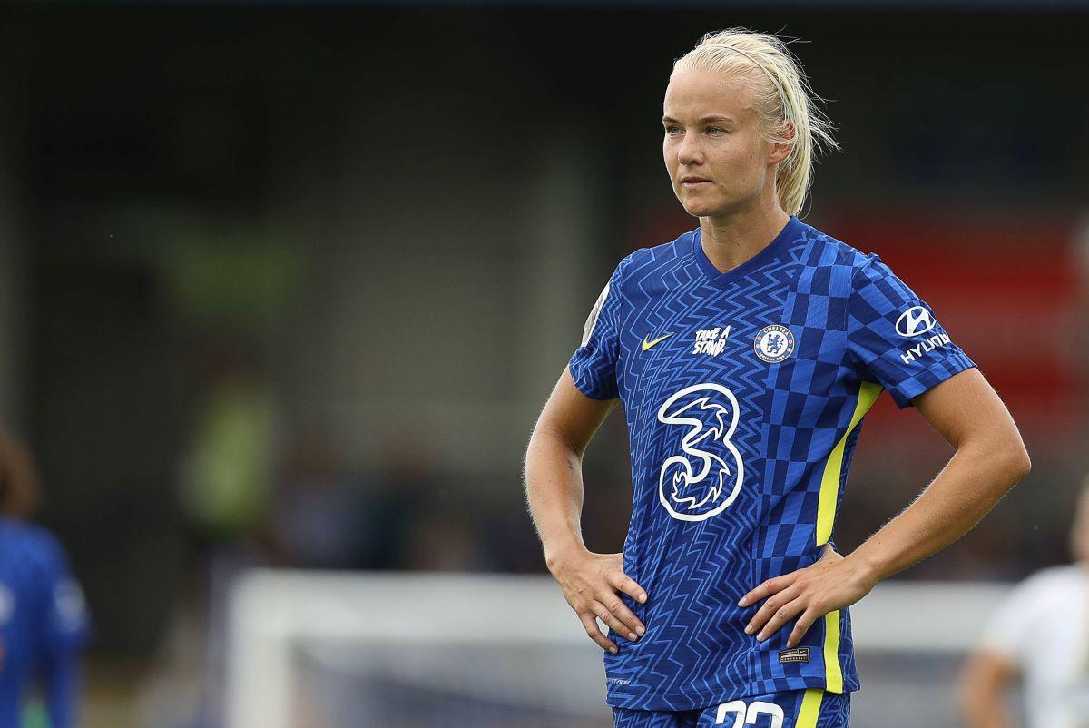 Pernille Harder del Chelsea