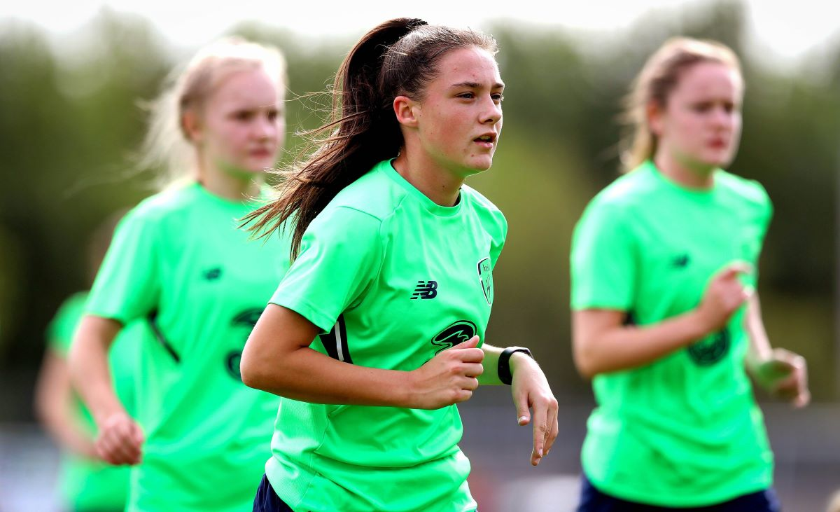 Republic of Ireland get first-ever primary partner